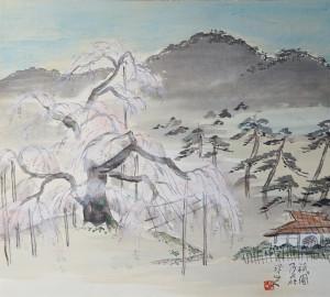 DSC04156思_渓仙_祇園夜桜