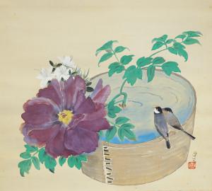 DSC04193松栄_渓仙_檜桶花図
