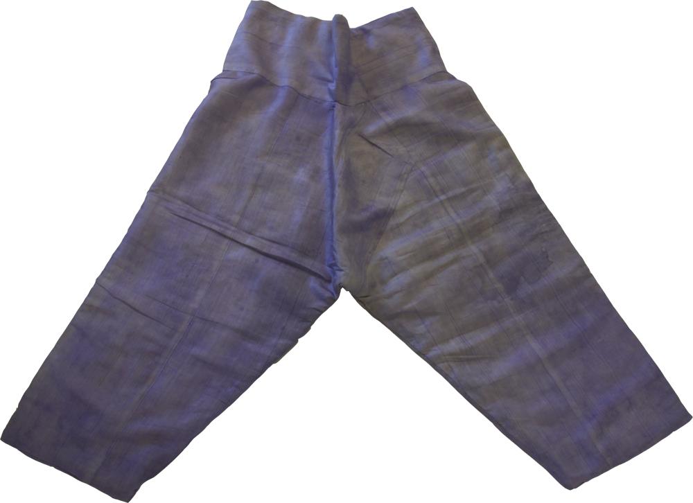 韓国絹ズボン