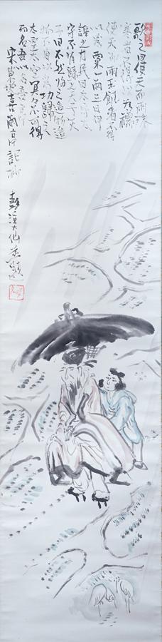 DSC04173思_渓仙_蘇東坡喜雨図web