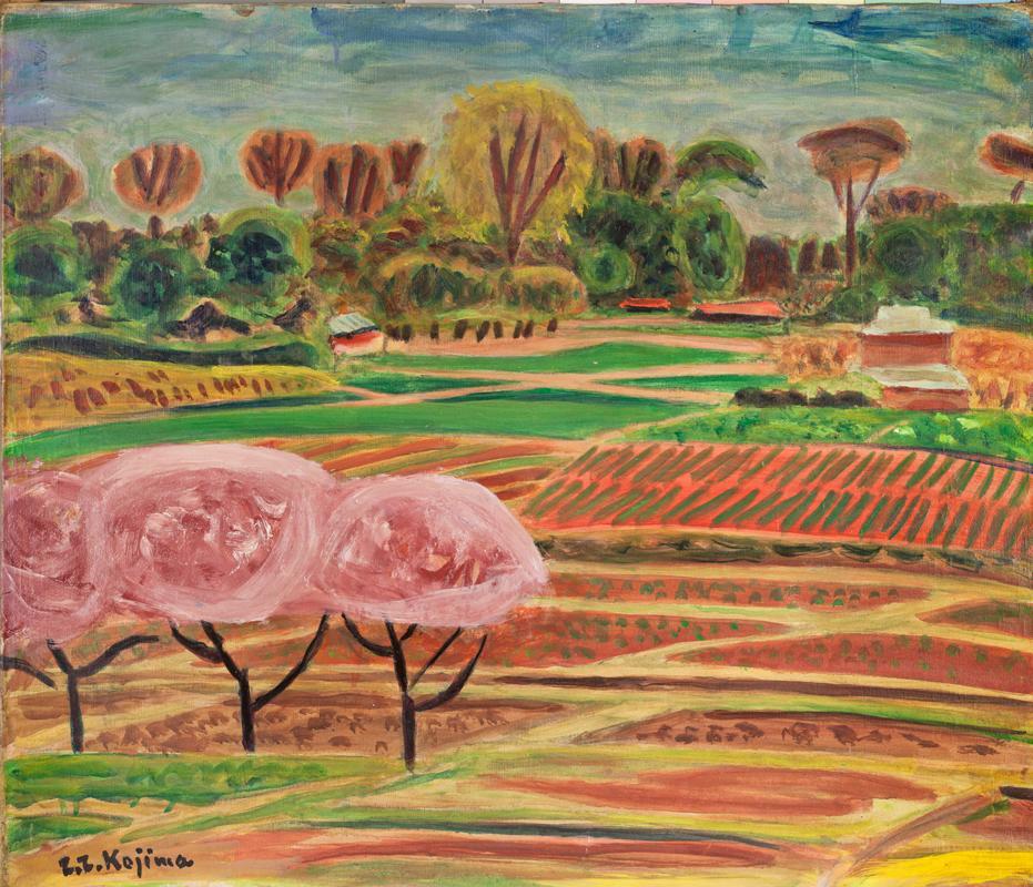 1940.田園の春