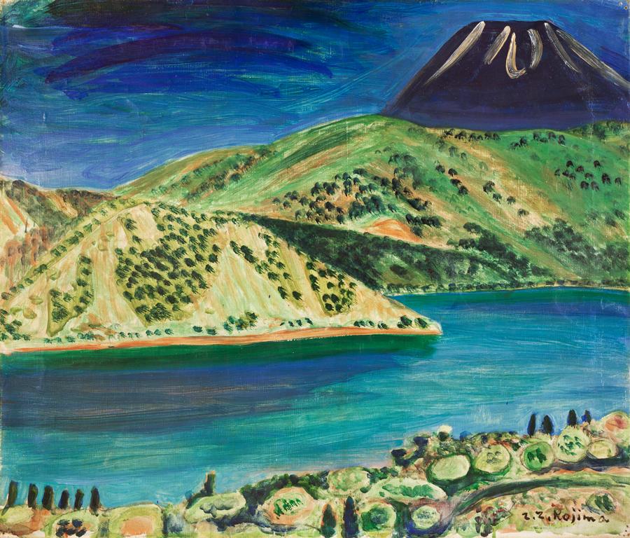 蘆ノ湖_1940._